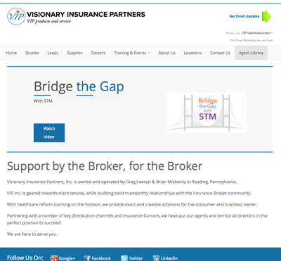 Visionary Insurance Partners