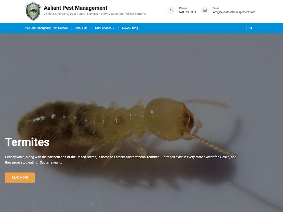 Aaliant Pest Control